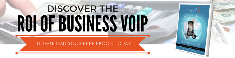The ROI of Business VoIP eBook